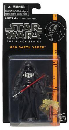 Star wars the black series 06 Darth Vader
