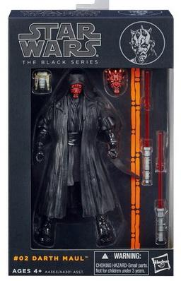 Star Wars The Black Series 6 Inch Darth Maul