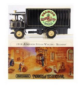 1918 Atkinson Model D Steam Wagon BEAMISH STOUT