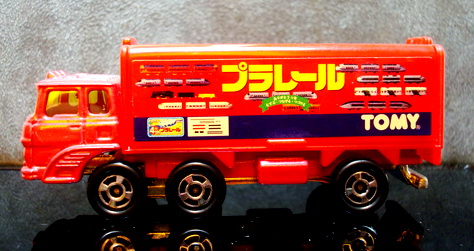 Tomy N011.20 Fuso Truck  special edition