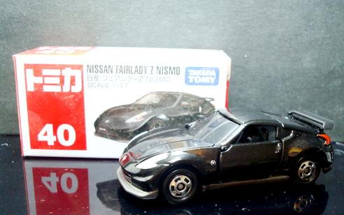 Tomy No 40 Nissan Fairlady Z NISMO