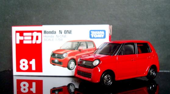 Tomy No 81 Honda N-One