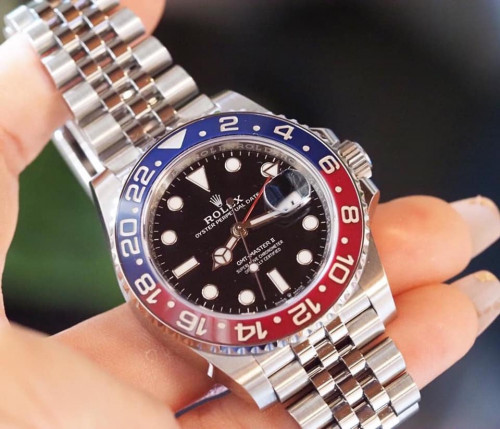 GMT Master II 126710BLRO