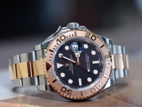 Rolex 116621 Yacht Master 40mm. หน้าปัดดำเข้ม