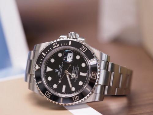 Rolex 116610 Submariner Date Ceramic