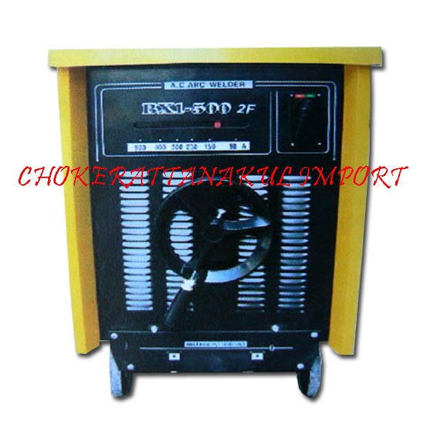 ตู้เชื่อม AC ARC รุ่น BX1-500