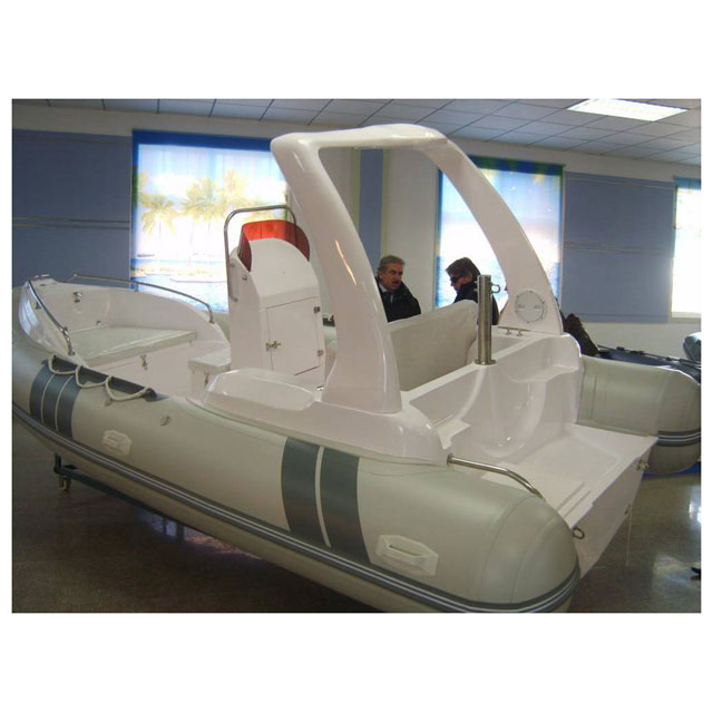 RIB-580C RIGID-HULL INFLATABLE BOAT