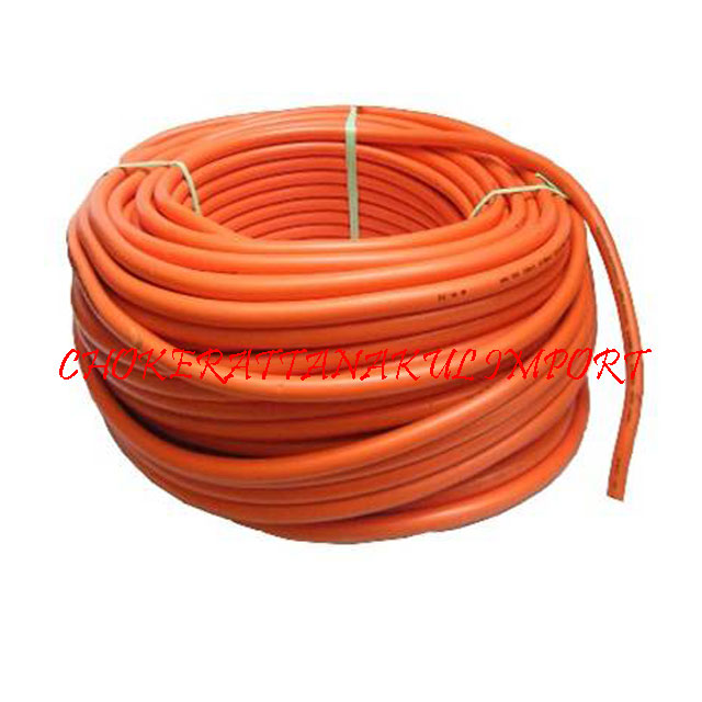 สายเชื่อมไฟฟ้าสีส้ม 25 SQ.MM 600 เส้น ลวด0.12มม. รุ่นเต็ม