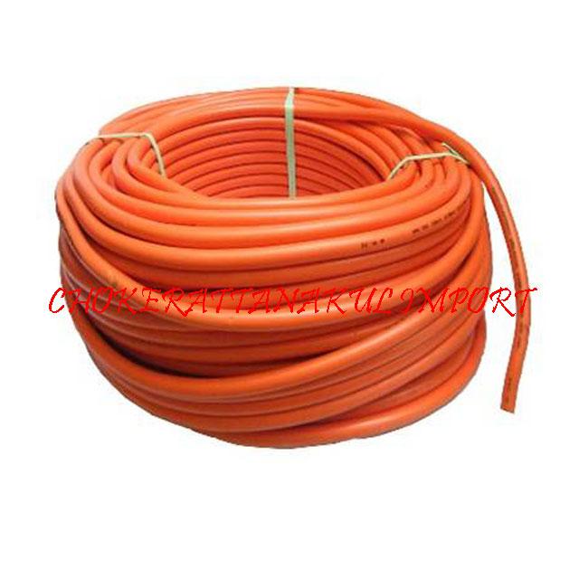 สายเชื่อมไฟฟ้าสีส้ม 50 SQ.MM 1300 เส้น ลวด0.12มม.