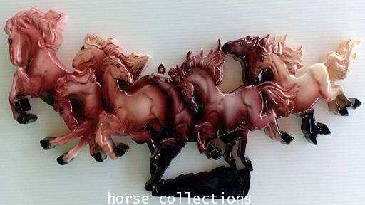ม้า สีรุ้ง  horse collections lucky horse  mascot  colourfull horse 12 zodiac ม้า