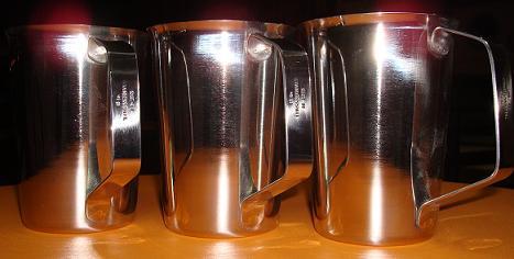 อุปกรณ์ร้านกาแฟหลากหลาย ฟิชเชอร์ แก้วตวง ช้อนตักเมล็ดกาแฟ ช้อนตักฟองนม แก้วออนซ์ โหลสูญญากาศ ฯลฯ