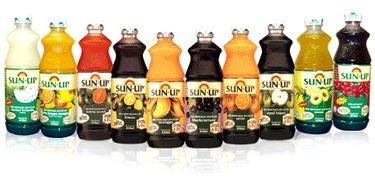 น้ำผลไม้นำเข้า SUNUP
