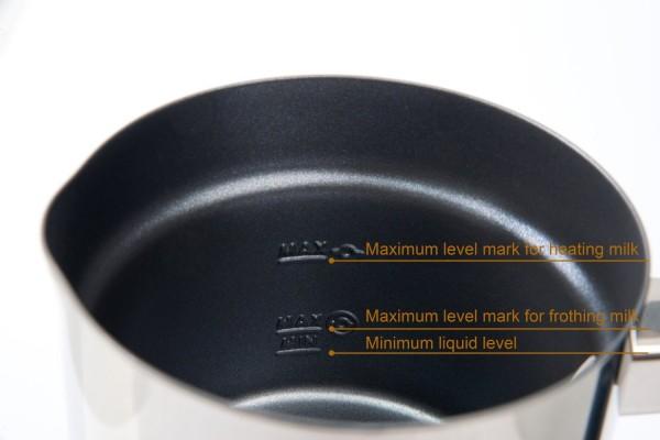 เครื่องทำฟองนมแบบอัตโนมัติ สะดวก ฟองนมเนียนสวย ใช้งานง่าย ทำได้ทั้งฟองนมร้อน ฟองนมเย็น และ อุ่นนม 2