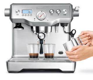 ชุดเปิดร้านกาแฟสดชุดมืออาชีพ Breville BES920XL พร้อมอุปกรณ์และวัตถุดิบสำหรับเปิดร้านกาแฟสดครบชุด