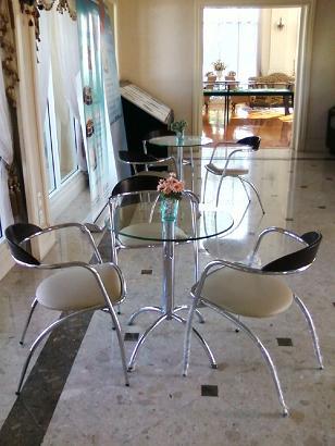 เช่าโต๊ะ เก้าอี้ ชุด Index ให้เช่าชุดปิดการขาย 1