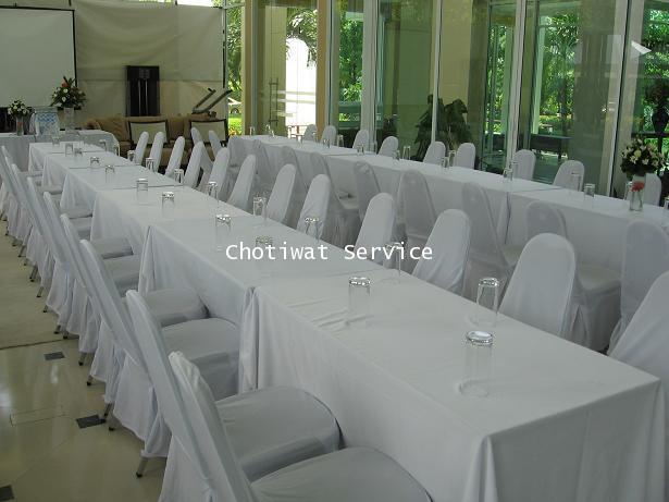 ให้เช่าโต๊ะ ให้เช่าเก้าอี้ จัดประชุม สัมมนา 3