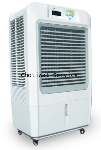 เช่าพัดลมไอเย็น เครื่องทำลมเย็น เครื่องสร้างลมเย็น รุ่น 70EX ใหญ่กว่า เย็นกว่า 5