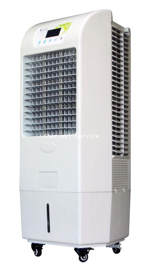 ให้เช่าพัดลมไอเย็น เครื่องสร้างลมเย็น เครื่องทำความเย็น รุ่น 35EX 3