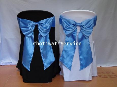 เช่าเก้าอี้ พลาสติกสีขาว คลุมผ้า - ไม่คลุมผ้า ให้เช่าเก้าอี้พลาสติก 22