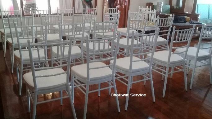 ให้เช่าเก้าอี้ชิวารี เช่าเก้าอี้ ชิวารีสีขาว 7