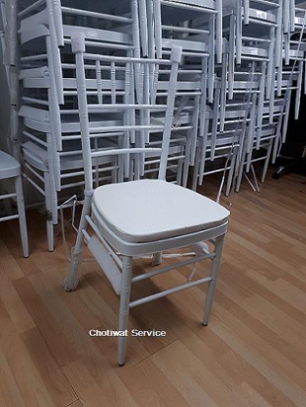 ให้เช่าเก้าอี้ชิวารี เช่าเก้าอี้ ชิวารีสีขาว 9