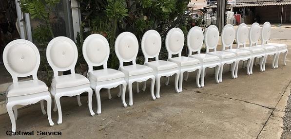 ให้เช่าเก้าอี้งานแต่ง 3