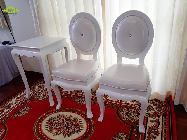 ให้เช่าเก้าอี้งานแต่ง 2