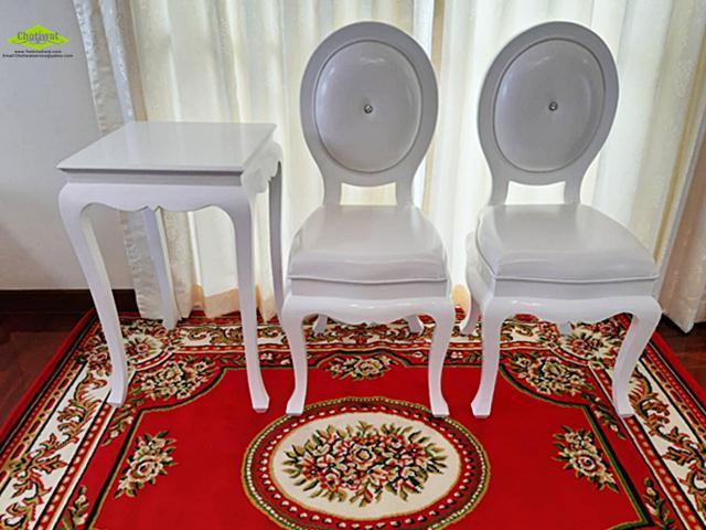 ให้เช่าเก้าอี้งานแต่ง