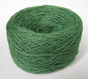 ใยกัญชงม้วนสีเขียวแก่ Hemp A-13