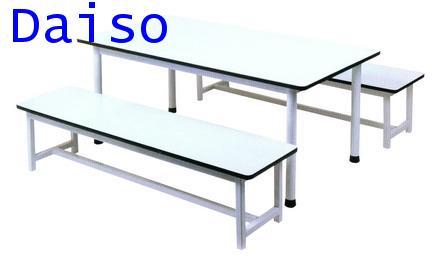 ชุดโต๊ะและเก้าอี้อาหาร สำหรับเด็กอนุบาล S-86,