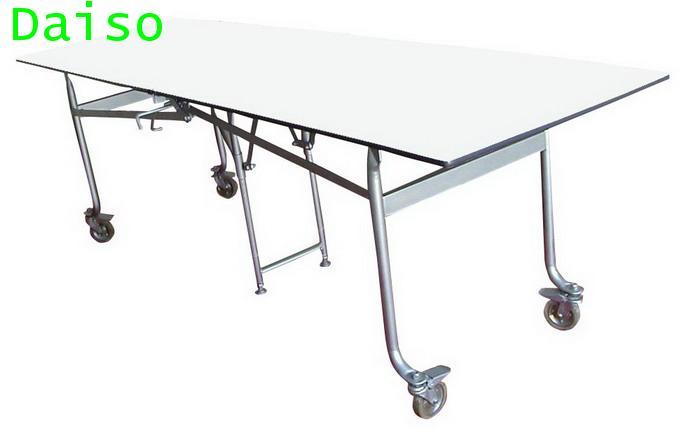 R-7-6ขา, โต๊ะสัมมนามีล้อพับได้