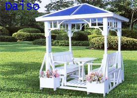 ศาลาเก้าอี้โยกพร้อมโต๊ะ, VDS-35
