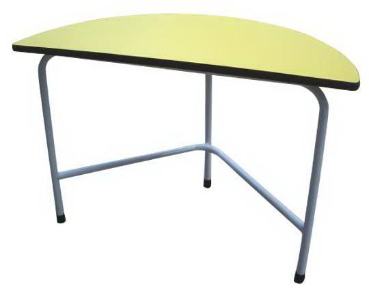 โต๊ะเด็ก_S-95/โต๊ะเด็กรูปครึ่งวงกลม