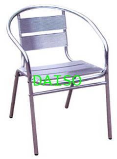 เฟอร์นิเจอร์ เก้าอี้อลูมิเนียม/เก้าอี้อลูมิเนียมสำหรับใช้กลางแจ้ง CD-158