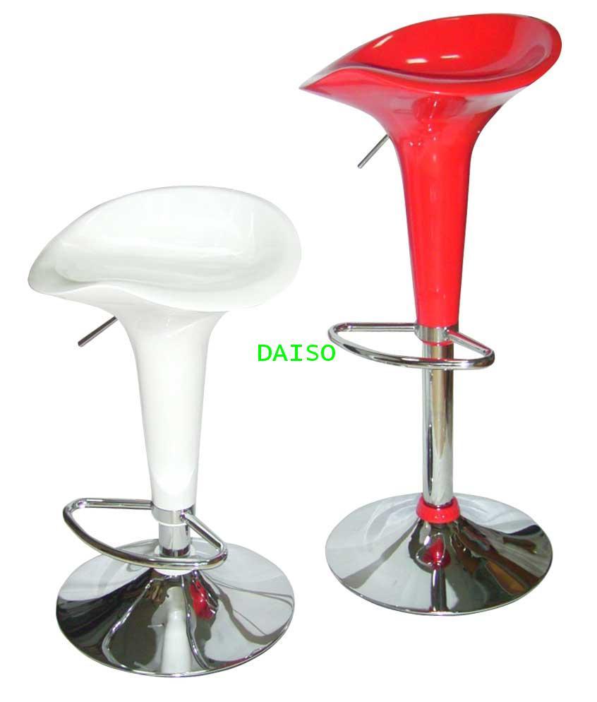 D-AB-009_เก้าอี้สตูบาร์ABS รูปทรงเพรียวทันสมัย/เก้าอี้สตูบาร์ทรงเก๋ๆ