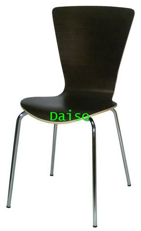 เก้าอี้ปิดผิววีเนียร์ไม้_D-VN-219/เก้าอี้ไม้ดัดปิดผิววีเนียร์ไม้