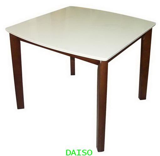 โต๊ะไม้ โต๊ะกินข้าว/โต๊ะอาหาร_DPT-019
