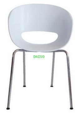 เก้าอี้รับรองแขกไฟเบอร์กลาส_CD-193/เก้าอี้รับแขกสีขาว