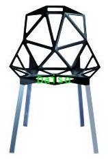 เก้าอี้อลูมิเนียมทรงใยแมงมุม/CD-191_เก้าอี้อลูมิเนียม