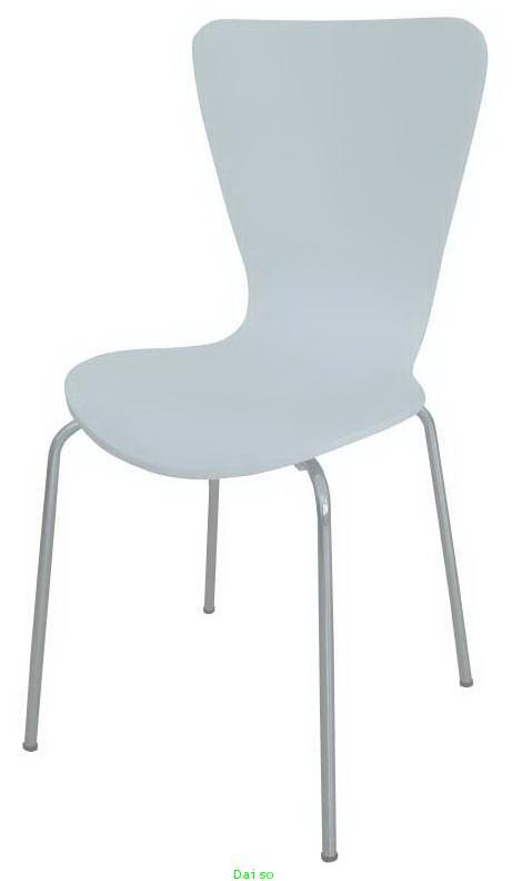 เก้าอี้กินข้าว_DVN-220/เก้าอี้กินข้าวสีขาว