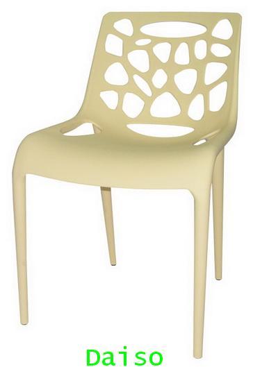เก้าอี้พลาสติก/CD-224 เก้าอี้กินข้าวพลาสติกOutdoor