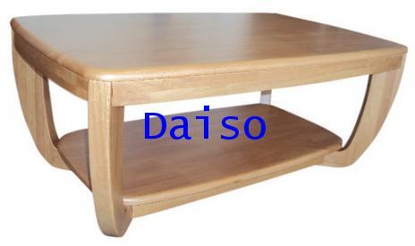 โต๊ะกลางไม้ยาง DPT-058