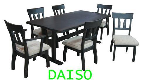 DS-DN-58 เฟอร์นิเจอร์ชุดโต๊ะรับประทานอาหาร