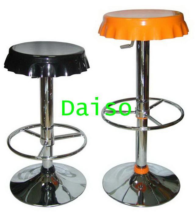 เก้าอี้สตูลบาร์/เก้าอี้บาร์สตูลทรงฝาขวด_D-AB-019