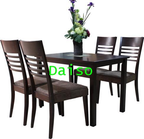 ชุดโต๊ะอาหาร DS-DN-60