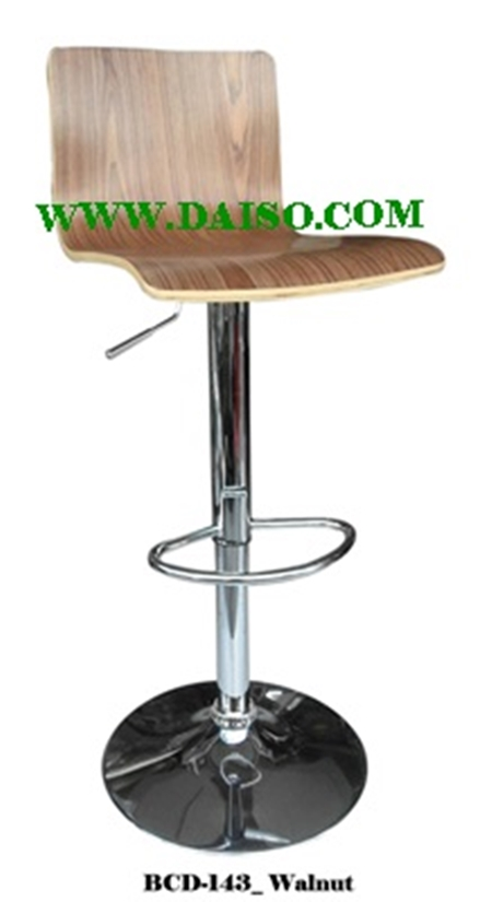 เก้าอี้บาร์ไม้ดัด/เก้าอี้บาร์BCD-143