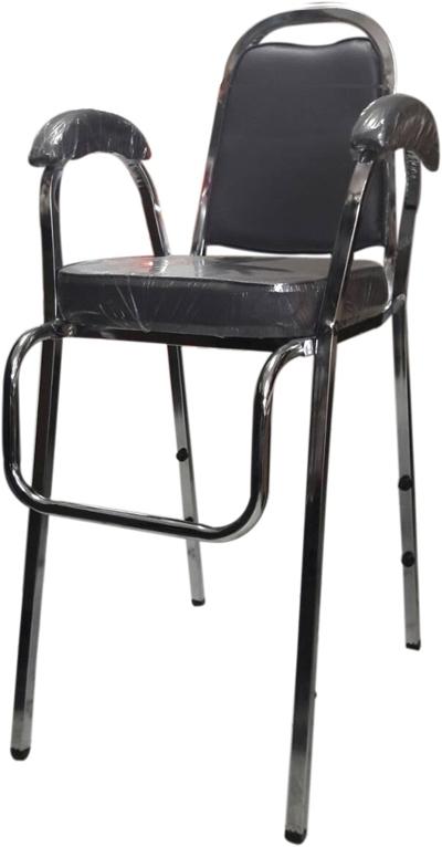 เก้าอี้จัดเลื้ยงเด็ก ขาชุบโครเมี่ยม CB-15