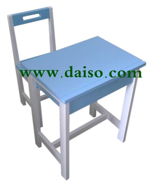 ชุดโต๊ะนักเรียนไม้ยางพารา S-150 3