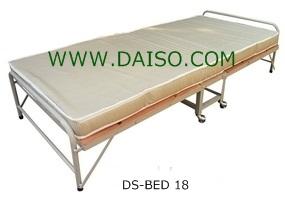 เตียงเสริม เตียงเสริมพับได้ เตียงนอนเหล็กพับได้_Guest Extra Bed/DS-Bed-18