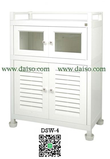 ตู้กับข้าว 3 ชั้น DSW-4